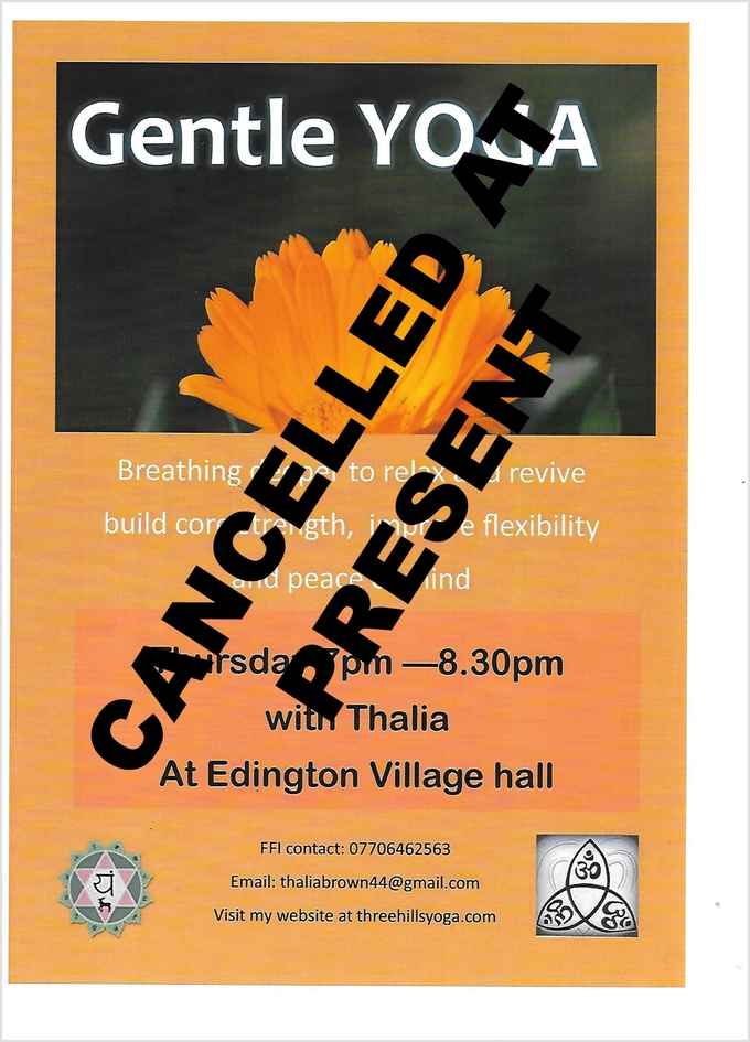 Yoga in Edington