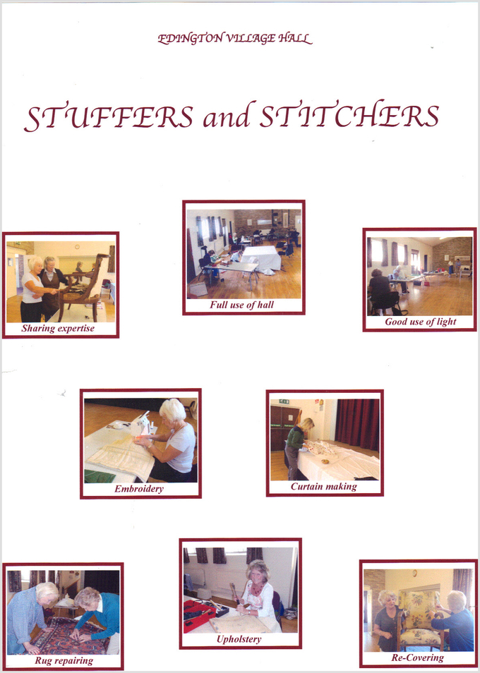Stuffers & Stitchers