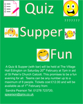 St Peters Church Quiz