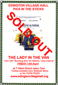 Film Night The Lady in the Van