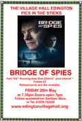 Film Night - Bridge of Spies
